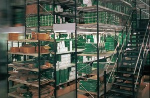 Heavy-duty shelving and pallet racking form just one part of Storage Systems expertise