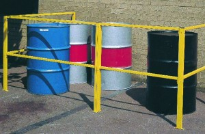 Storage Systems range of modular barriers