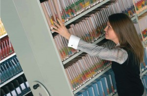 Office shelving systems form just one part of Storage Systems expertise