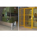 Storage Systems range of heavy duty barriers